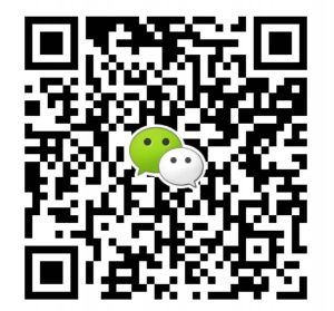 Scan to connect with us on WeChat.